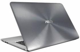 """Ноутбук ASUS X756UQ-TY122T, 17.3"""", Intel Core i5 6200U, 2.3ГГц, 6Гб, 1000Гб, nVidia GeForce 940M - 2048 Мб, DVD-RW (90NB0C33-M01350)"""
