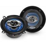 Колонки автомобильные SOUNDMAX SM-CSD503, коаксиальные, 120Вт
