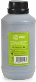 Тонер CACTUS CS-TSG1-120, для Samsung ML 1610/2010/SCX 4100/4200, черный, 120грамм, флакон