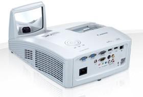 Проектор CANON LV-WX300UST белый [0646c003]
