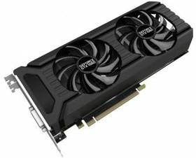 Видеокарта PALIT GeForce GTX 1060, PA-GTX1060 DUAL 6G, 6Гб, GDDR5, Ret [ne51060015j9-1061d]