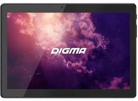 Планшет DIGMA Plane 1601 3G, 1GB, 8GB, 3G, Android 5.1 черный [ps1060mg]