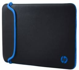 "Чехол для ноутбука HP Chroma 13.3"" неопрен черный [v5c25aa]"