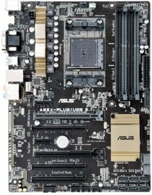 Материнская плата ASUS A88X-PLUS/USB 3.1 Socket FM2+, ATX, Ret