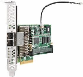 Контроллер HPE P840 DL360 Gen9 Card w/Cable Kit (766205-B21)