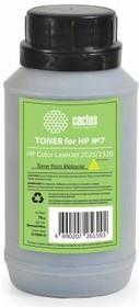 Тонер CACTUS CS-THP8Y-70, для HP CLJ 2025/2320, желтый, 70грамм, флакон