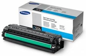 Картридж SAMSUNG CLT-C506S/SEE голубой