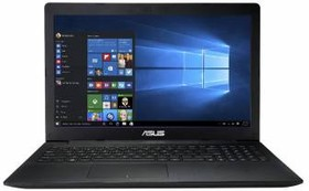 "Ноутбук ASUS X553SA-XX137T, 15.6"", Intel Celeron N3050, 1.6ГГц, 2Гб, 500Гб, Intel HD Graphics , Windows 10, черный [90nb0ac1-m04470]"