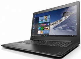 "Ноутбук LENOVO IdeaPad 310-15ABR, 15.6"", Intel A10 9600P, 2.4ГГц, 6Гб, 1000Гб, AMD Radeon R5, Windows 10, черный [80st000grk]"