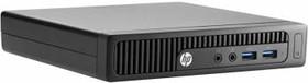 Компьютер HP 260 G2, Intel Core i3 6100U, DDR4 4Гб, 256Гб(SSD), Intel HD Graphics 520, Windows 7 Professional, черный [x9d61es]