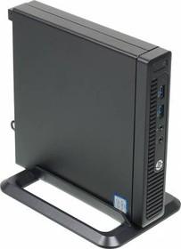 Компьютер HP 260 G2, Intel Core i3 6100U, DDR4 4Гб, 1000Гб, Intel HD Graphics 520, Windows 7 Professional, черный [x9d60es]
