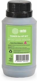 Тонер CACTUS CS-THP8M-70, для HP CLJ 2025/2320, пурпурный, 70грамм, флакон