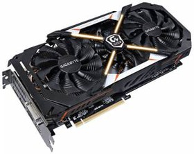 Видеокарта GIGABYTE GeForce GTX 1080, GV-N1080XTREME-8GD-PP, 8Гб, GDDR5X, OC, Ret