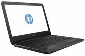 "Ноутбук HP 14-am011ur, 14"", Intel Pentium N3710, 1.6ГГц, 4Гб, 500Гб, Intel HD Graphics 405, Windows 10, черный [z3c66ea]"