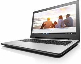 "Ноутбук LENOVO IdeaPad 300-15IBR, 15.6"", Intel Pentium N3710, 1.6ГГц, 4Гб, 500Гб, Intel HD Graphics 405, DVD-RW, Windows (80M300MCRK)"