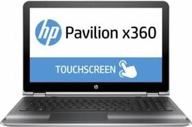"""Ноутбук-трансформер HP Pavilion x360 15-bk102ur, 15.6"""", Intel Core i5 7200U, 2.5ГГц, 8Гб, 500Гб, Intel HD Graphics 620 (Y5V55EA)"""