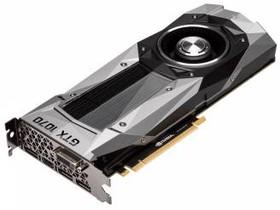 Видеокарта GIGABYTE GeForce GTX 1070, GV-N1070D5-8GD-B, 8Гб, GDDR5, Ret