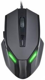 Мышь OKLICK 835G PREDATOR оптическая проводная USB, черный [sm-k9500]