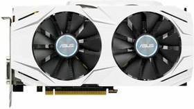 Видеокарта ASUS GeForce GTX 1060, DUAL-GTX1060-3G, 3Гб, GDDR5, Ret