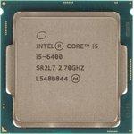 Процессор INTEL Core i5 6400, LGA 1151 * BOX [bx80662i56400 ...