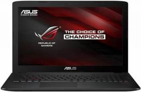 """Ноутбук ASUS GL552VW-FI476T, 15.6"""", Intel Core i7 6700HQ, 2.6ГГц, 24Гб, 2Тб, 256Гб SSD, nVidia GeForce GTX 960M - (90NB09I3-M05630)"""