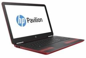 "Ноутбук HP Pavilion 15-aw006ur, 15.6"", AMD A9 9410, 2.9ГГц, 6Гб, 1000Гб, AMD Radeon R5, DVD-RW, Windows 10, красный [f4b10ea]"
