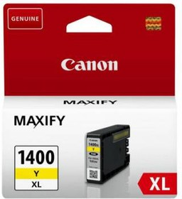 Картридж CANON PGI-1400XLY 9204B001, желтый