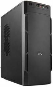 Компьютер IRU Office 311, Intel Pentium G3260, DDR3 4Гб, 500Гб, Intel HD Graphics, DVD-RW, Windows 7 Professional, черный [393343]