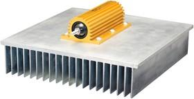 AH50600V05000EE, Теплоотвод, для резистора HS75, 1.3 °C/Вт, 99.67 мм, 30.73 мм, 127 мм