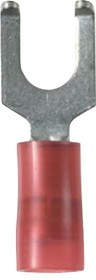 PN18-6FF-M, Клемма типа вилка / ножевая, PN-FF Series, 22AWG до 16AWG, 1 мм², M3.5, #6, Нейлон (Полиамид)