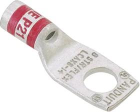 Фото 1/2 LCAX4-14-L, Lug Terminal 4AWG Copper 34.29mm Electro Tin
