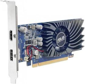 Фото 1/8 Видеокарта Asus PCI-E GT1030-2G-BRK nVidia GeForce GT 1030 2048Mb 64bit GDDR5 1228/6008/ HDMIx1/DPx1/HDCP Ret low profile