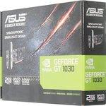 Фото 8/8 Видеокарта Asus PCI-E GT1030-2G-BRK nVidia GeForce GT 1030 2048Mb 64bit GDDR5 1228/6008/ HDMIx1/DPx1/HDCP Ret low profile