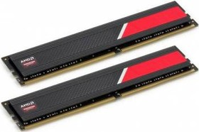 Модуль памяти AMD Radeon R7 Performance Series R748G2133U1K DDR4 - 2x 4Гб 2133, DIMM, Ret