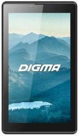 Планшет DIGMA Optima Prime 3G, 512Мб, 4Гб, 3G, Android 5.1 черный [tt7000pg / tt7000mg]
