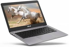 """Ноутбук ASUS Zenbook UX310UA-FC051T, 13.3"""", Intel Core i3 6100U, 2.3ГГц, 4Гб, 1000Гб, Intel HD Graphics 520, Windows (90NB0CJ1-M04930)"""