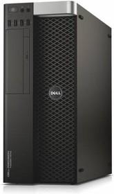 Рабочая станция DELL Precision T7810, Intel Xeon E5-2620 v4, DDR4 32Гб, 1000Гб, 256Гб(SSD), 2 х nVIDIA Quadro M4000 - (7810-0293)