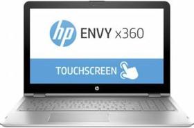 """Ноутбук-трансформер HP Envy x360 15-aq100ur, 15.6"""", Intel Core i5 7200U, 2.5ГГц, 8Гб, 1000Гб, 128Гб SSD, Intel HD Graphics (X9X87EA)"""