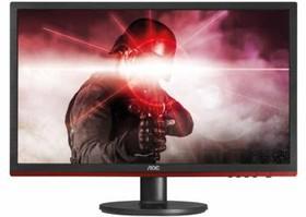 """Монитор ЖК AOC Gaming G2260VWQ6(00/01) 21.5"""", черный и черный/красный"""