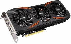 Видеокарта GIGABYTE GeForce GTX 1070, GV-N1070G1 GAMING-8GD, 8Гб, GDDR5, OC, Ret