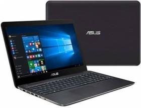 """Ноутбук ASUS X556UB-XO036T, 15.6"""", Intel Core i7 6500U, 2.5ГГц, 8Гб, 1000Гб, nVidia GeForce 940M - 2048 Мб, DVD-RW (90NB09R1-M00470)"""