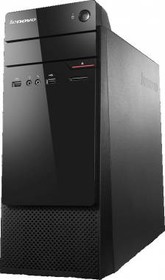 Компьютер LENOVO S200, Intel Pentium N3700, DDR3 2Гб, 500Гб, Intel HD Graphics, DVD-RW, CR, Windows 10 Home, черный [10hq0014ru]