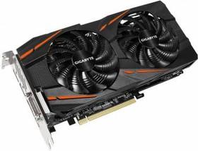 Видеокарта GIGABYTE Radeon RX 480 G1 Gaming 4G, GV-RX480G1 GAMING-4GD, 4Гб, GDDR5, Ret