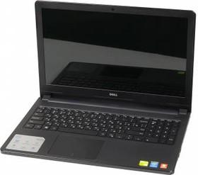 """Ноутбук DELL Inspiron 5558, 15.6"""", Intel Core i3 5005U, 2ГГц, 4Гб, 1000Гб, nVidia GeForce 920M - 2048 Мб, DVD-RW, Ubuntu (5558-6243)"""
