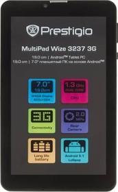 Планшет PRESTIGIO MultiPad PMT3237_3G, 512Мб, 8GB, 3G, Android 5.1 черный [vmpmt32373gccis]