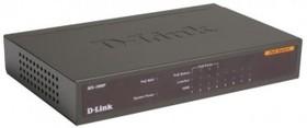Коммутатор D-LINK DES-1008P/C1A