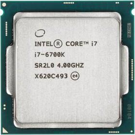 Процессор INTEL Core i7 6700K, LGA 1151 ** BOX [bx80662i76700k s r2l0]
