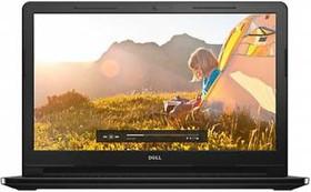 "Ноутбук DELL Inspiron 3552, 15.6"", Intel Pentium N3710, 1.6ГГц, 4Гб, 500Гб, Intel HD Graphics 405, DVD-RW, Linux, черный [3552-0569]"