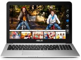 """Ноутбук ASUS K501UX-DM770T, 15.6"""", Intel Core i5 6200U, 2.3ГГц, 6Гб, 1000Гб, nVidia GeForce GTX 950M - 4096 Мб (90NB0A62-M04410)"""