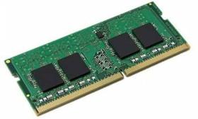 Модуль памяти KINGSTON VALUERAM KVR21S15S8/4 DDR4 - 4Гб 2133, SO-DIMM, Ret